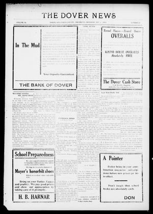 Primary view of object titled 'The Dover News (Dover, Okla.), Vol. 16, No. 22, Ed. 1 Thursday, September 7, 1916'.