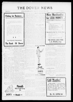 Primary view of object titled 'The Dover News (Dover, Okla.), Vol. 16, No. 43, Ed. 1 Thursday, February 1, 1917'.