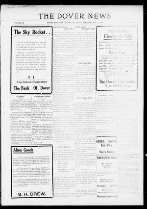 Primary view of object titled 'The Dover News (Dover, Okla.), Vol. 16, No. 45, Ed. 1 Thursday, February 15, 1917'.