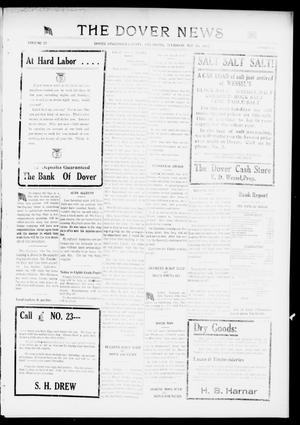 Primary view of object titled 'The Dover News (Dover, Okla.), Vol. 17, No. 5, Ed. 1 Thursday, May 10, 1917'.