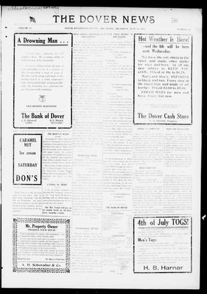 Primary view of object titled 'The Dover News (Dover, Okla.), Vol. 17, No. 12, Ed. 1 Thursday, June 28, 1917'.
