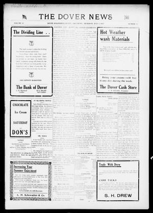 Primary view of object titled 'The Dover News (Dover, Okla.), Vol. 17, No. 13, Ed. 1 Thursday, July 5, 1917'.
