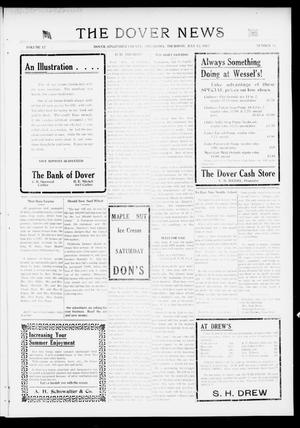 Primary view of object titled 'The Dover News (Dover, Okla.), Vol. 17, No. 14, Ed. 1 Thursday, July 12, 1917'.