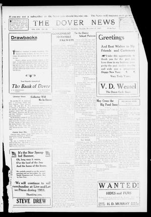 Primary view of object titled 'The Dover News (Dover, Okla.), Vol. 17, No. 30, Ed. 1 Thursday, December 20, 1917'.