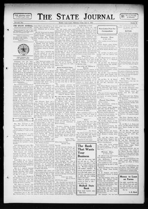 Primary view of object titled 'The State Journal (Mulhall, Okla.), Vol. 11, No. 18, Ed. 1 Friday, April 4, 1913'.