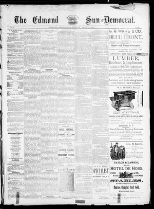 Primary view of object titled 'The Edmond Sun--Democrat. (Edmond, Okla.), Vol. 5, No. 43, Ed. 1 Friday, May 4, 1894'.