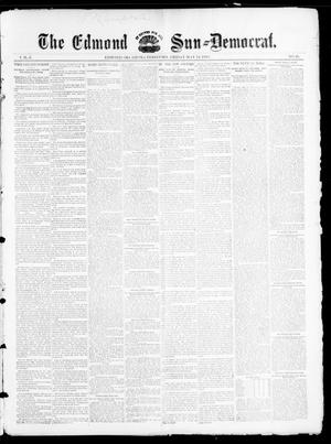 Primary view of object titled 'The Edmond Sun--Democrat. (Edmond, Okla. Terr.), Vol. 6, No. 46, Ed. 1 Friday, May 24, 1895'.