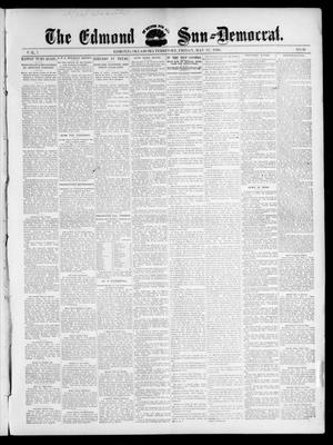 Primary view of object titled 'The Edmond Sun--Democrat. (Edmond, Okla. Terr.), Vol. 7, No. 46, Ed. 1 Friday, May 22, 1896'.