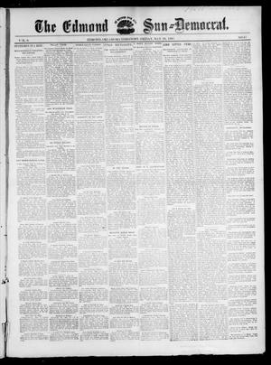 Primary view of object titled 'The Edmond Sun--Democrat. (Edmond, Okla. Terr.), Vol. 8, No. 47, Ed. 1 Friday, May 28, 1897'.