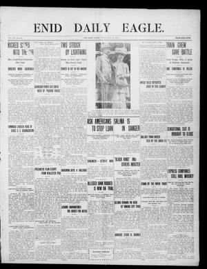 Primary view of Enid Daily Eagle. (Enid, Okla.), Vol. 8, No. 216, Ed. 1 Friday, June 18, 1909