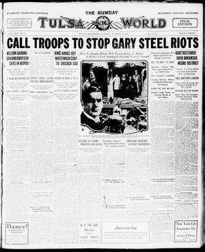 Tulsa Daily World - The Gateway to Oklahoma History