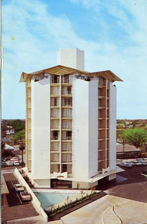 Primary view of object titled 'Plaza Tower'.