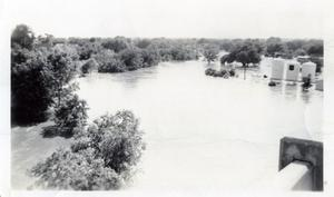 Primary view of object titled 'Guthrie, OK, Flood of 1952'.