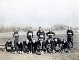 Primary view of object titled 'Football Team'.