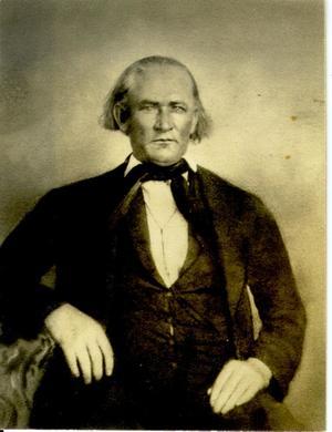 Primary view of Reverend Thomas Bertholf
