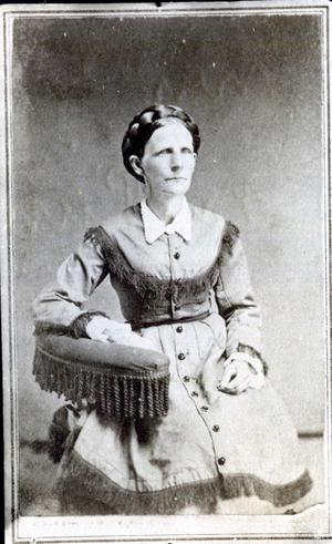 Primary view of Mrs. F.M. Prince