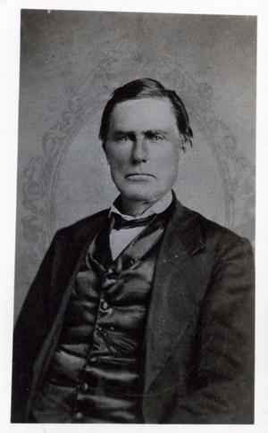 Primary view of Reverend John Harrell