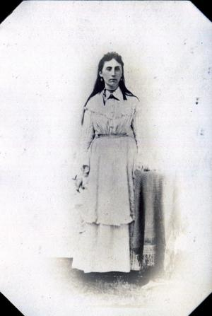 Primary view of Mrs. Nancy Brockston Williams Rodgers
