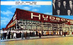 Primary view of object titled 'Hudson's Big Country Store'.
