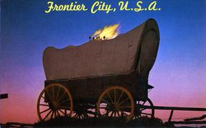 Primary view of object titled 'Frontier City'.
