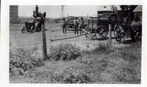 Primary view of object titled 'Farm Equipment'.
