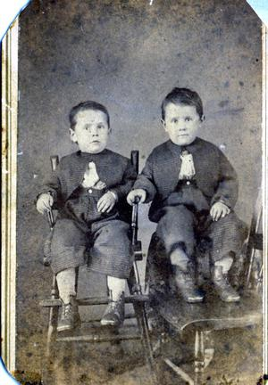 Primary view of Walter and William Carpenter
