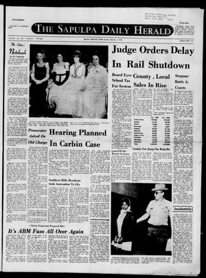 Primary view of The Sapulpa Daily Herald (Sapulpa, Okla.), Vol. 56, No. 132, Ed. 1 Sunday, February 1, 1970