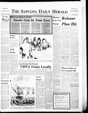 Primary view of The Sapulpa Daily Herald (Sapulpa, Okla.), Vol. 56, No. 276, Ed. 1 Sunday, July 19, 1970