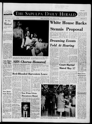 Primary view of The Sapulpa Daily Herald (Sapulpa, Okla.), Vol. 56, No. 142, Ed. 1 Thursday, February 12, 1970