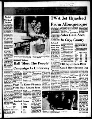 Primary view of The Sapulpa Daily Herald (Sapulpa, Okla.), Vol. 58, No. 76, Ed. 1 Sunday, November 28, 1971