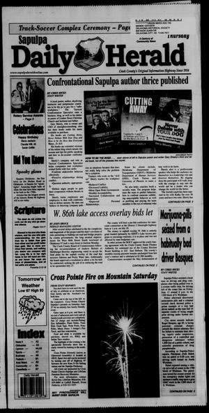 Primary view of Sapulpa Daily Herald (Sapulpa, Okla.), Vol. 100, No. 198, Ed. 1 Thursday, June 25, 2015