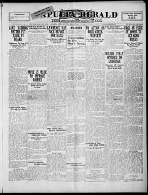 Primary view of Sapulpa Herald (Sapulpa, Okla.), Vol. 8, No. 233, Ed. 1 Tuesday, June 5, 1923