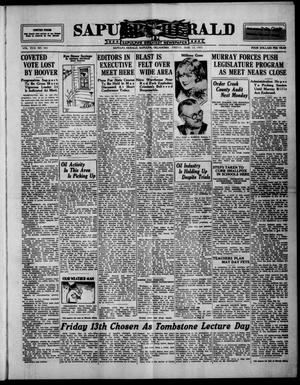 Primary view of Sapulpa Herald (Sapulpa, Okla.), Vol. 17, No. 163, Ed. 1 Friday, March 13, 1931