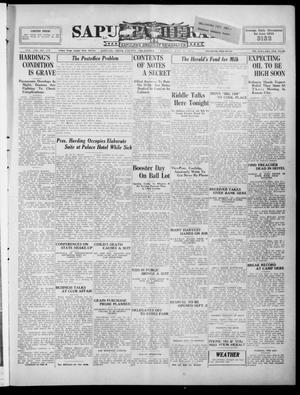 Primary view of Sapulpa Herald (Sapulpa, Okla.), Vol. 8, No. 280, Ed. 1 Tuesday, July 31, 1923