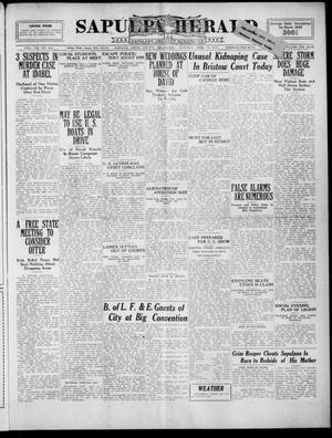 Primary view of Sapulpa Herald (Sapulpa, Okla.), Vol. 8, No. 202, Ed. 1 Saturday, April 28, 1923