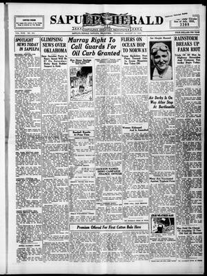 Primary view of Sapulpa Herald (Sapulpa, Okla.), Vol. 18, No. 303, Ed. 1 Thursday, August 25, 1932