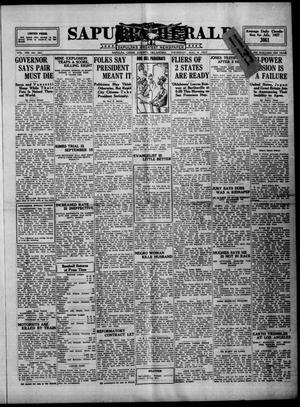 Primary view of Sapulpa Herald (Sapulpa, Okla.), Vol. 13, No. 284, Ed. 1 Thursday, August 4, 1927