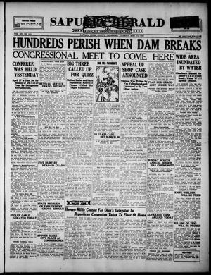 Primary view of Sapulpa Herald (Sapulpa, Okla.), Vol. 14, No. 163, Ed. 1 Tuesday, March 13, 1928