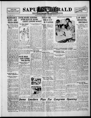 Primary view of Sapulpa Herald (Sapulpa, Okla.), Vol. 18, No. 78, Ed. 1 Wednesday, December 2, 1931
