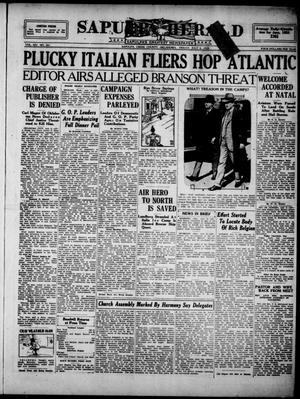 Primary view of Sapulpa Herald (Sapulpa, Okla.), Vol. 14, No. 260, Ed. 1 Friday, July 6, 1928