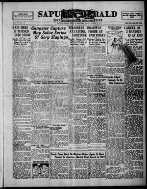 Primary view of Sapulpa Herald (Sapulpa, Okla.), Vol. 17, No. 175, Ed. 1 Friday, March 27, 1931