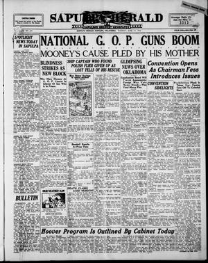 Primary view of Sapulpa Herald (Sapulpa, Okla.), Vol. 18, No. 242, Ed. 1 Tuesday, June 14, 1932