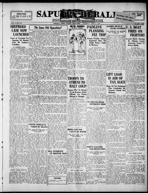 Primary view of Sapulpa Herald (Sapulpa, Okla.), Vol. 10, No. 239, Ed. 1 Thursday, June 11, 1925