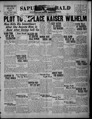 Primary view of Sapulpa Herald (Sapulpa, Okla.), Vol. 5, No. 258, Ed. 1 Saturday, July 5, 1919