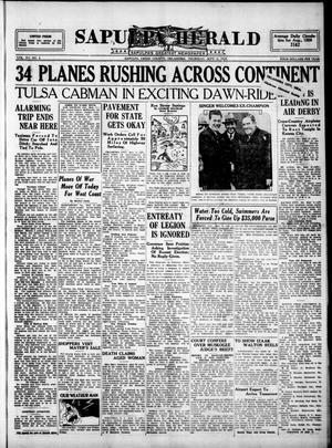 Primary view of Sapulpa Herald (Sapulpa, Okla.), Vol. 15, No. 4, Ed. 1 Thursday, September 6, 1928