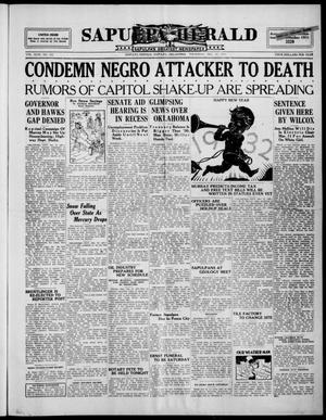 Primary view of Sapulpa Herald (Sapulpa, Okla.), Vol. 18, No. 102, Ed. 1 Thursday, December 31, 1931