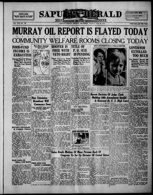 Primary view of Sapulpa Herald (Sapulpa, Okla.), Vol. 17, No. 148, Ed. 1 Tuesday, February 24, 1931