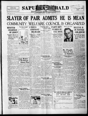 Primary view of Sapulpa Herald (Sapulpa, Okla.), Vol. 17, No. 84, Ed. 1 Tuesday, December 9, 1930