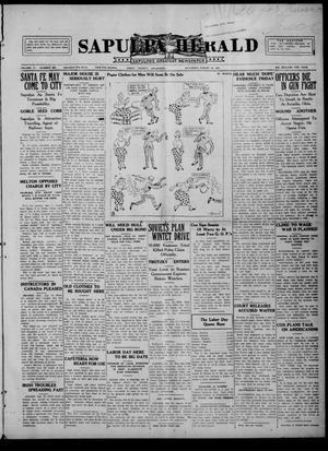 Primary view of Sapulpa Herald (Sapulpa, Okla.), Vol. 6, No. 306, Ed. 1 Saturday, August 28, 1920