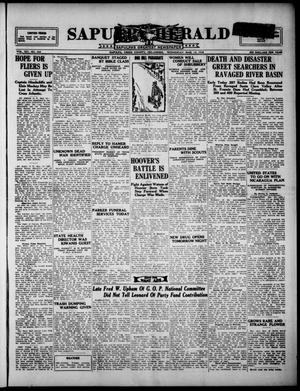 Primary view of Sapulpa Herald (Sapulpa, Okla.), Vol. 14, No. 164, Ed. 1 Wednesday, March 14, 1928